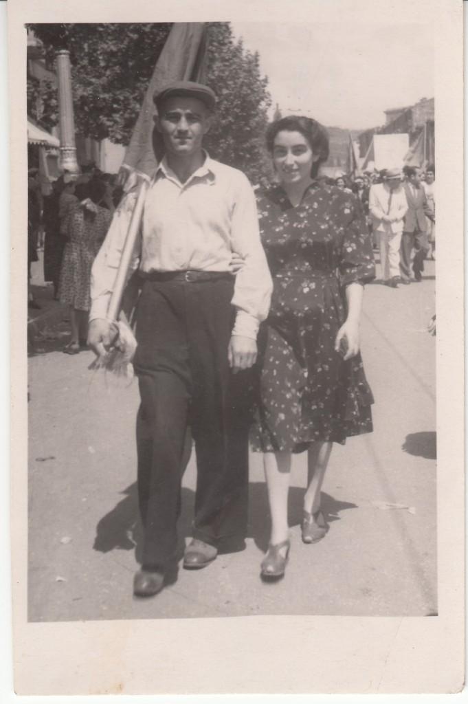 1951. Ռաֆայէլ և Բիւրակն